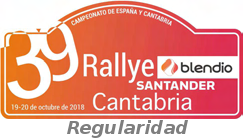 Rally Santander - Regularidad